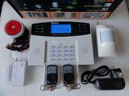 GSM сигнализация Полный комплект для квартиры, дачи, гаража, склада.