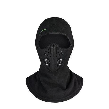 Балаклава ROCKBROS LF7127 флис баф маска бандана шарф лыжная бафф Черкассы - изображение 3