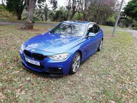 AUTOMATIC 2013 BMW 335i F30, M performance. with SUNROOF. Top of range