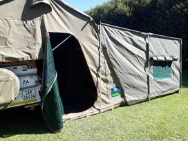 Wilderness Challenger Exec 4x4 camping trailer for sale