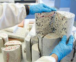 Лабораторные исследования строительных материалов и изделий
