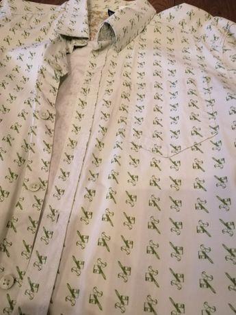Рубашка H&M, размер М Киев - изображение 2