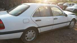 mercedes W202 C180 stripping for spares