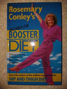 Metabolism Booster Diet - Rosemary Conley's.