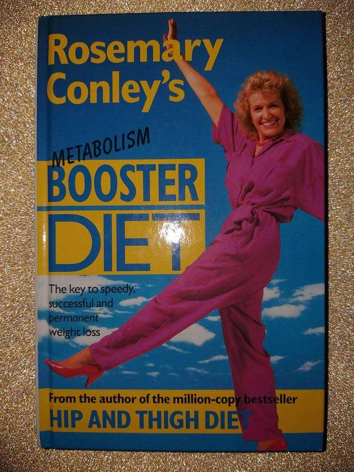 Metabolism Booster Diet - Rosemary Conley's. 0