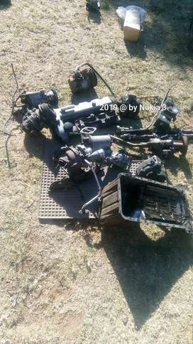 kyron engine parts for sale
