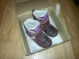 Продам детские зимние ботинки D.D.Step