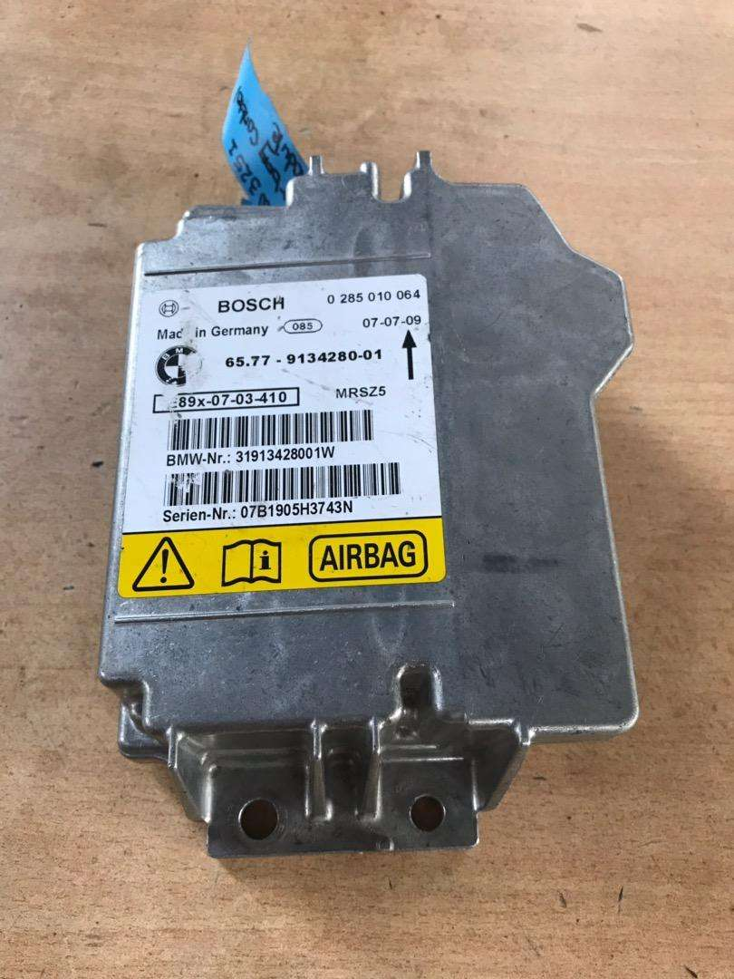 BMW E90 325i Airbag control module for sale 0