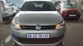 2011 MODEL VW POLO 6 CONFORT LINE 1.4 ENGINE CAPACITY
