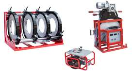 NEW HDPE Butt Welders 315mm and 500mm