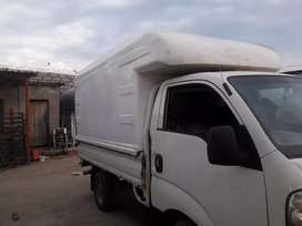 Kia or h100 canpy for sale
