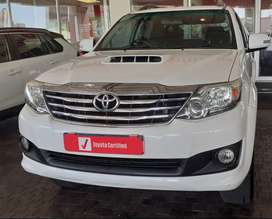 Toyota Fortuner 2.5 D4D 4x2 Automatic
