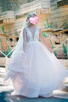 Продам свадебное платье (индивидуальный пошив)