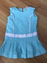 Детское стильное платье с Англии