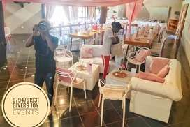 Wedding & Party Decor/Catering