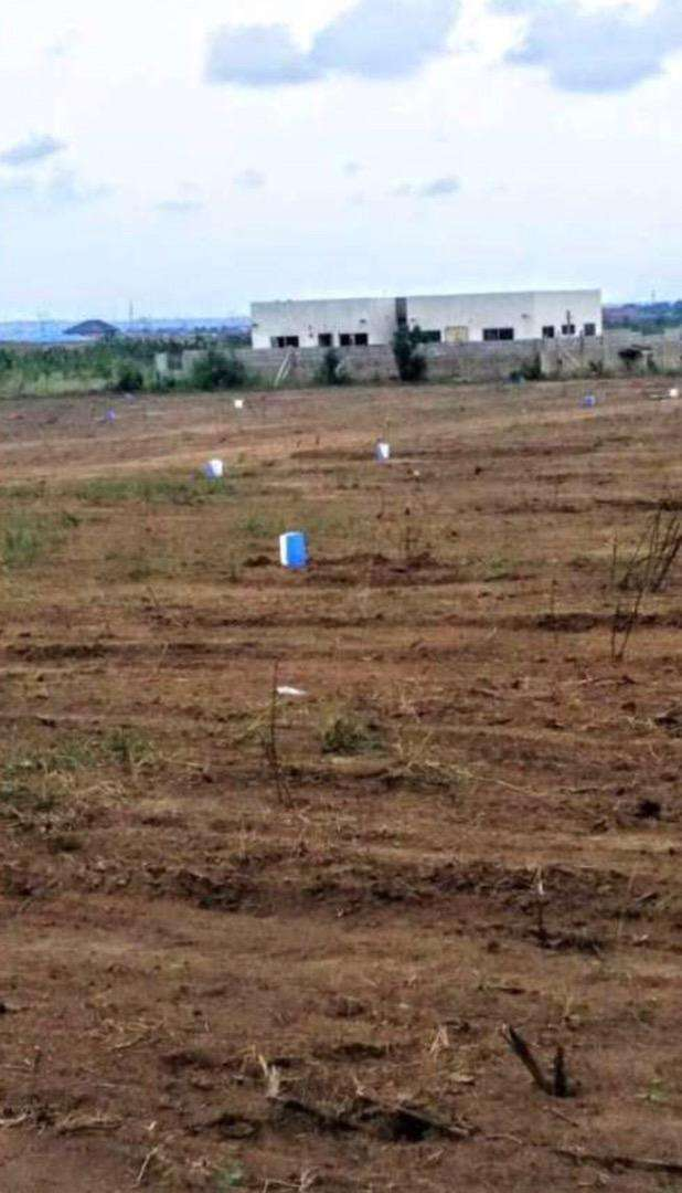 Buy titled plots at East legon hills 0