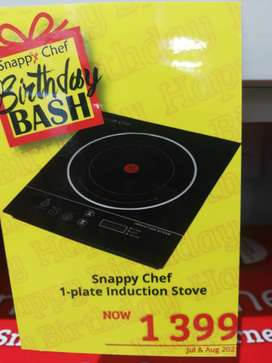 Snappy Chef 1-plate Induction Stove