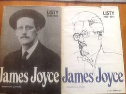 Listy James Joyce