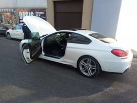 BMW 6series 640d double turbo MPerformance for sale