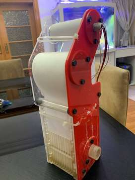 Used Idol Marine Automatic Filter roller for sale