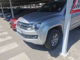 Vw Amarok double cab 103 kw
