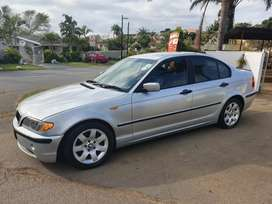 2004 BMW E46 318 FACELIFT