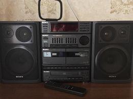 музыкальный центр SONY FH 850 CD