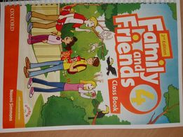 Учебники английского языка Femily and Friends 4., 2nd Edition
