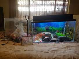 ×2Fish tanks for sale
