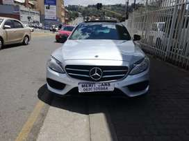 MERCEDES-BENZ C220  WITH NAVIGATOR AND ELECTRIC SEATS LS RS SB