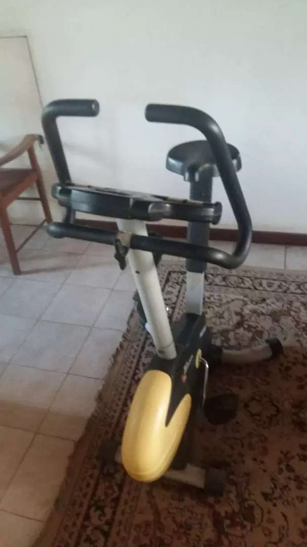 Used exercise bicycle 0