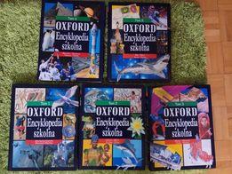 Encyklopedia szkolna Oxford 6 tomowa seria