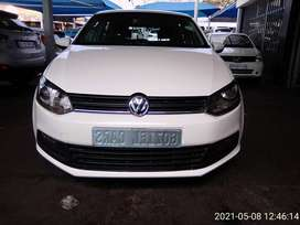 Volkswagen Polo Vivo 1.4, Manual, Petrol,2018