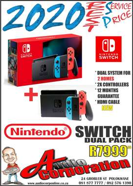 Nintendo Switch dual pack