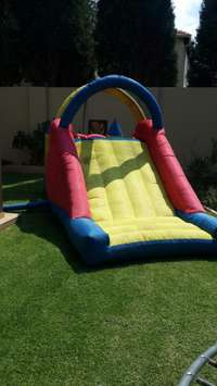 Image of Kiddies Jumping Castle (max 35kg)