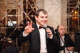 Ведущий, живая музыка, ди джей на Новый год, корпоратив, свадьбу!