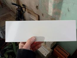 Плитка настенная кабанчик Kerama Marazzi Баттерфляй белый 85x285