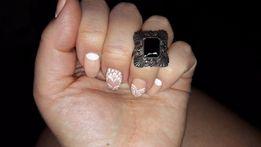 Кольцо серербяное