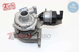 Turbosprężarka turbina Fiat Punto III IV 1.3 JTDM 16V