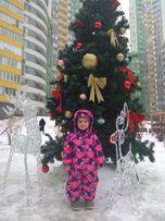 зимний комбез 86-92 COLOR KIDS