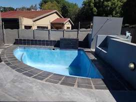 Swimming pools projects
