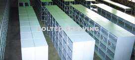 Used industrial strength steel shelving for sale