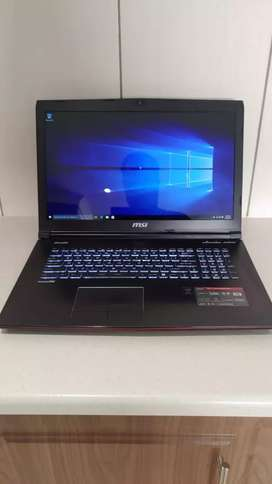 MSI GE72 2QC Apache Gaming Laptop