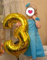 Праздничное платье 3 года