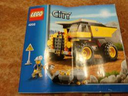 Lego City Kopalnia Wszystkie Pozycje Serii 4200,4201,4202,4203,4204