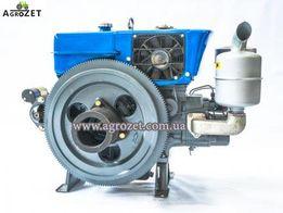 Двигун двигатель мототрактор мотоблок 18 к.с. ZH 1100 Е доставка