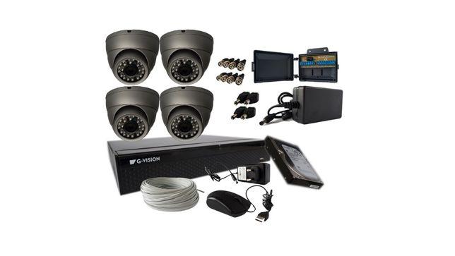 Zestaw 4 lub 8 kamer Full HD do monitoringu- kompletny zestaw! ONLINE! Wrocław - image 3