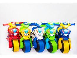 Мотоцикл толокар.с музыкальным рулем.TM Doloni Разные цвета