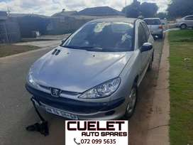 Peugeot 206 Used Parts