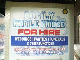 MOBILE FRIDGES AND MOBILE COLD ROOMS FOR HIRE IN AND AROUND NELSPRUIT